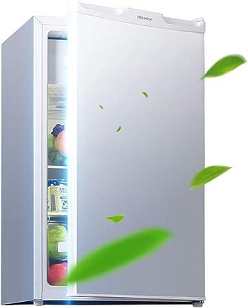 Neveras para Coche Pequeño refrigerador una Sola Puerta pequeña ...