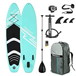 FBSPORT Sup Hinchable, 15cm de Espesor Tabla de Surf Sup ...