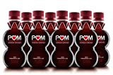 POM Wonderful 100% Pomegranate Juice, 8oz (Pack of 8 Bottles)