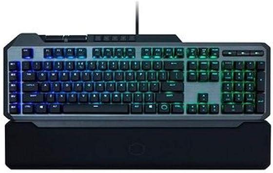 Cooler Master Teclado COOLERMASTER MASTERKEYS MK850 Gaming RGB