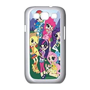 My Little Pony Cartoon Productive Back Phone Case For Samsung Galaxy S3 -Pattern-17