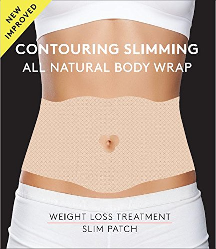Contouring Slimming All Natural Ultimate Body Wrap - - Body Weight Loss Wraps