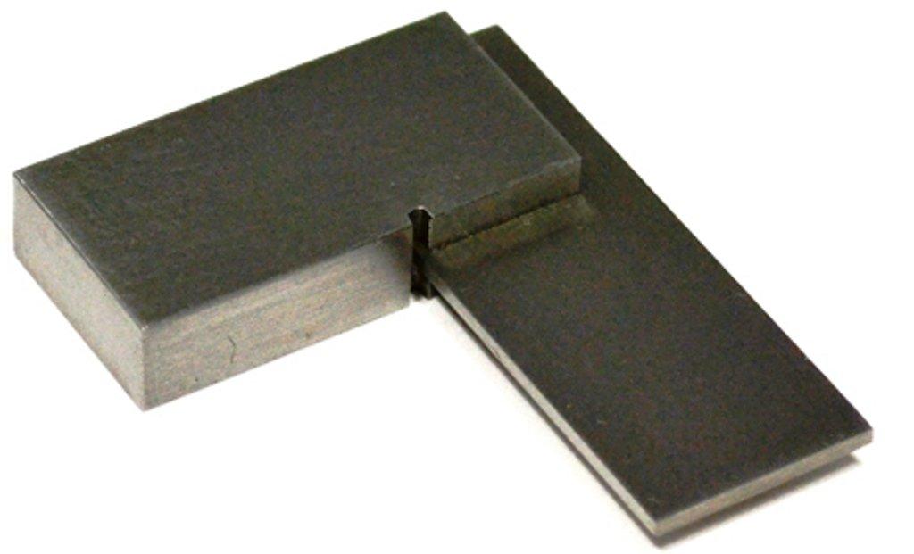 Precision Steel Square 1''