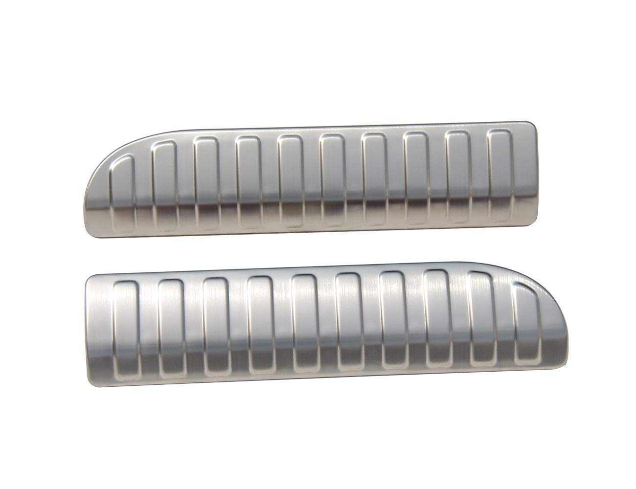 YIWANG 304 Stainless Rear Bumper Inner Sill Plate Protector Cover Trim For Land Rover Range Rover Sport 2014-2020