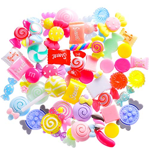 Toys & Hobbies 30 Pieces Slime Charms Mixed Fruits And Sweets Candy Slime Beads For Diy Crafts Accessories Scrapbooking