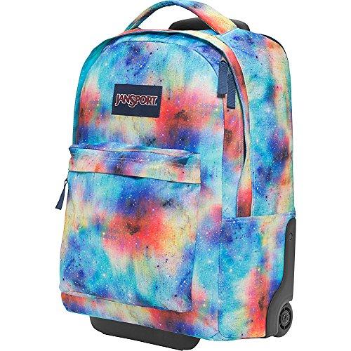 light blue backpack jansport - 2
