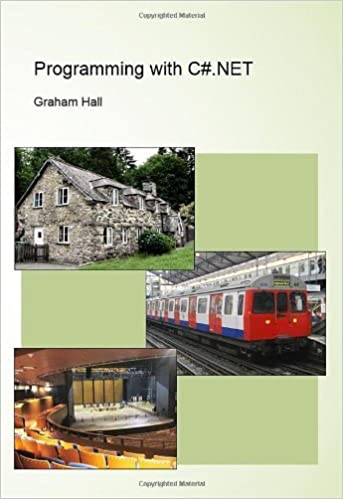 Book Programming with C#.Net by Hall, Graham (2013)