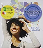 Loose-leaf Version for Psychology in Everyday Life & LaunchPad 6 month access card (Budget Books) 3rd Edition