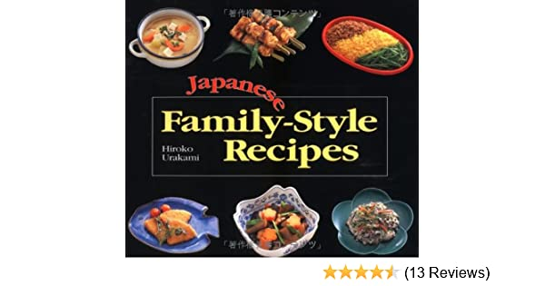 japanese familystyle recipes