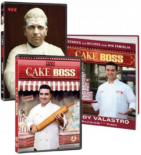 cake boss season 1 dvd - 6