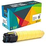 Do it Wiser Compatible Toner Cartridge Replacement for Ricoh Aficio SP C830DN SP C831DN | 821182 821118 (Yellow)