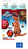 Rubies Costume Co Jurassic World T-Rex Inflatable Costume (Childs age 5 to 7 Years)