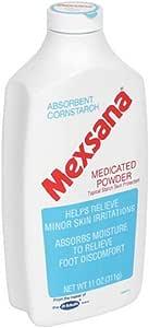 Mexsana Medicated Powder-11 oz. (2 Pack)