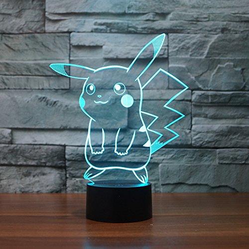 Pokemon Pikachu Elstey Optical Illusion product image