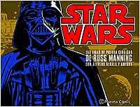 Star Wars Tiras de prensa de Russ Manning nº 01/03 (Star Wars: Recopilatorios Marvel)