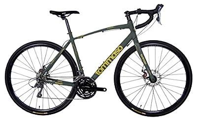 Tommaso Sterrata Adventure Road Bike w/ Mechanical Disc Brakes