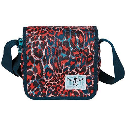 Chiemsee Bolso Easy shoulderbag Plus Varios colores Mega Flow Blue Talla:21 x 8 x 20 cm, 3 Liter Varios colores - Mega Flow Blue