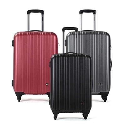 b4e5c4cd01 SWISSWIN(スイスウィン) スーツケース キャリーケース 大容量 軽量 防水 アウトドア 旅行かばん