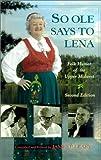So Ole Says to Lena, , 0299173747