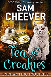 Tea & Croakies (Enchanting Inquiries Book 1)