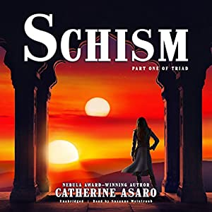 Schism Audiobook
