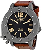 U-Boat Men's 6157 Limited Edition U-42 Watch by U-Boat
