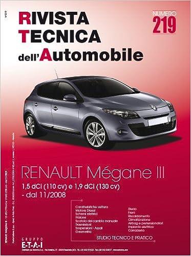Schemi Elettrici Renault : Amazon.it: manuale tecnico per la riparazione e la manutenzione auto