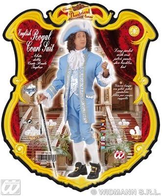 Traje de la Corte Real inglesa del 1800 Adulto Carnaval: Amazon.es ...