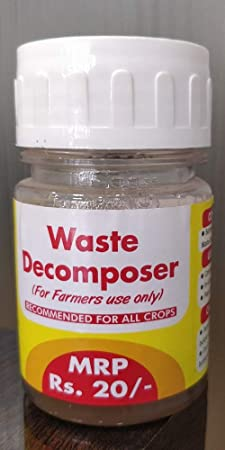 Waste Decomposer (NCOF) 10 Bottle Packing