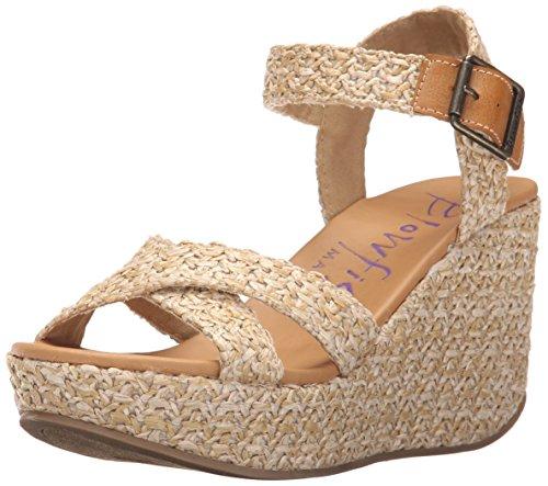 Blowfish Womens Dellis Wedge Sandal