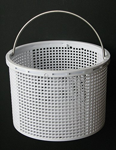 Heavy Duty Pool Skimmer Basket w/Handle Replacement for Hayward SP-1082-C, B152 by CMP