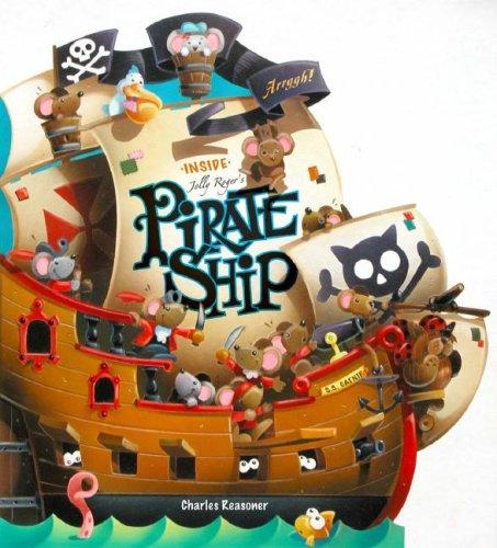 Read Online Inside Jolly Roger's Pirate Ship PDF