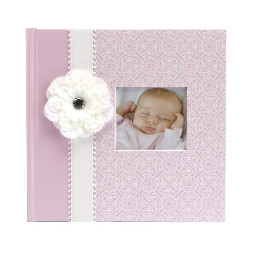 C.R. Gibson Slim Bound Photo Journal Album, Bella