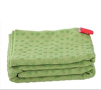 Yoga pijama alfombrilla antideslizante toalla de Yoga ...