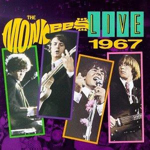 The Monkees, Live 1967 by Rhino