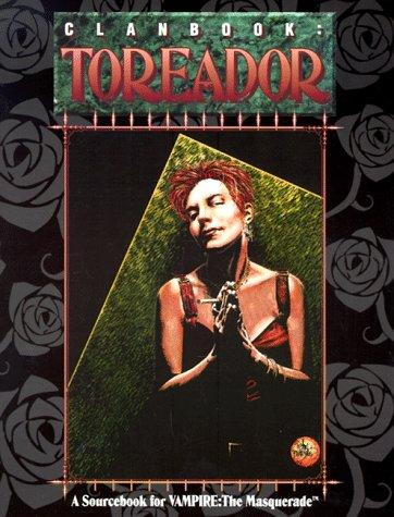 Clanbook: Toreador (Vampire: The Masquerade)