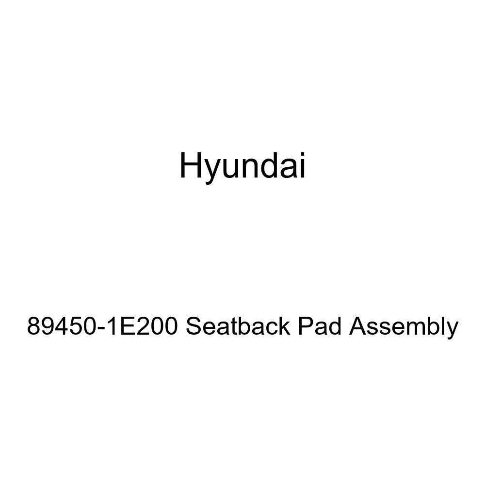 Genuine Hyundai 89450-1E200 Seatback Pad Assembly