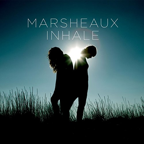 Inhale (Blue, White & Clear Shape-splatter Vinyl) (Clear Blues Shape)