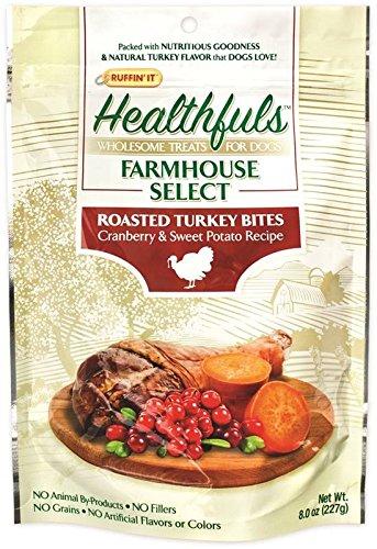 Treat Turkey Bites W/cran8oz