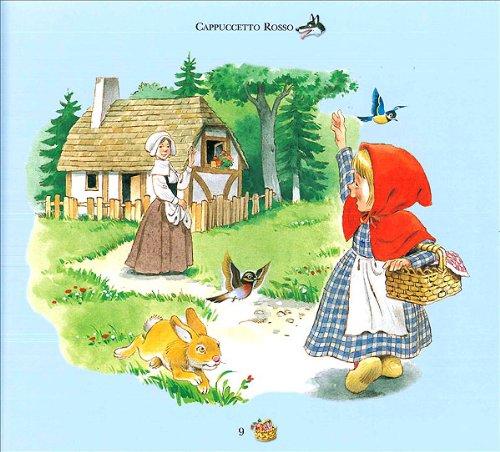 Amazonit Cappuccetto Rosso Ediz Illustrata Con Dvd T Wolf
