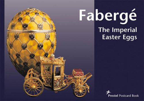 Postcard Easter (Faberge the Imperial Easter Eggs (Postcard Books))