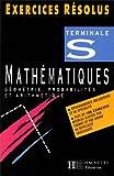 Exercices résolus : mathématiques terminale S géométrie