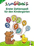 Erster Zahlenspaß für den Kindergarten (LernSpielZwerge - Mal- und Rätselblocks)