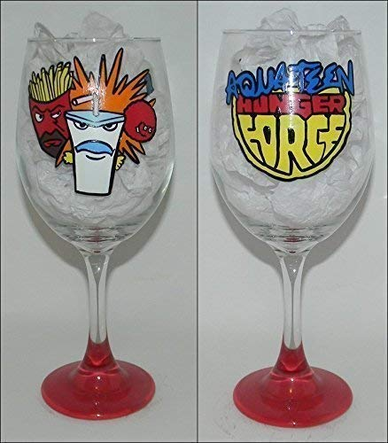 Aqua Teen Hunger Force wine