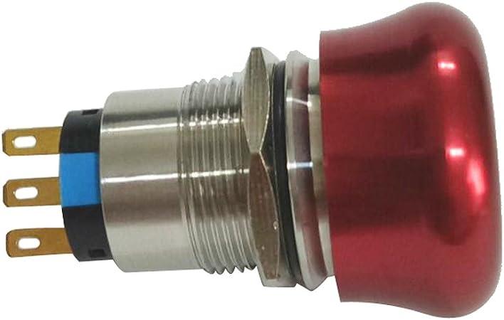 Sharplace Pilzdrucktaster Not Halt Elektronik