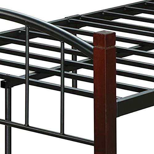 Hodedah Metal Twin, Complete Bed