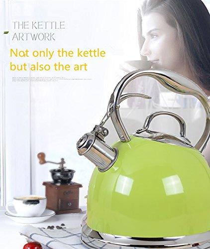 vintage copco tea kettle - 2