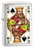 Zippo King of Spade Pocket Lighter