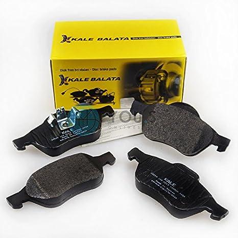 BOSCH Bremsbeläge für Vorderachse 0986494439 Renault