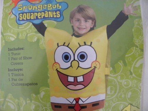 Spongebob Costume - X-Small ()